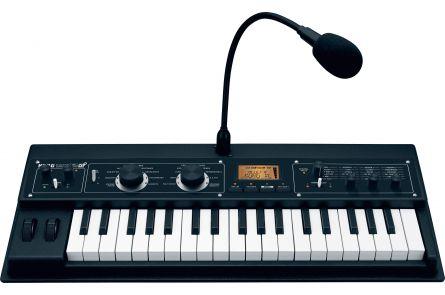 Korg Microkorg XL+ with Vocoder, 37 Tasten Synthesizer