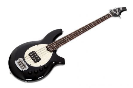 Music Man USA Bongo 4 BK - Black