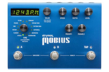 Strymon Mobius - b-stock (1x opened box)