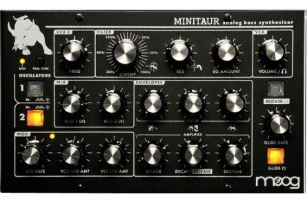 Moog Minitaur - 1x opened box