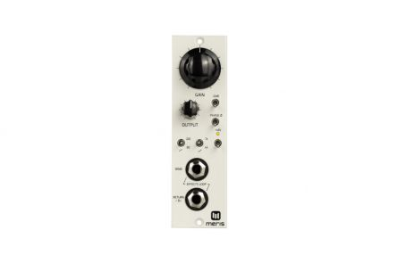 Meris 500 Series 440 Mic Preamp - Guitar Recording Preamp