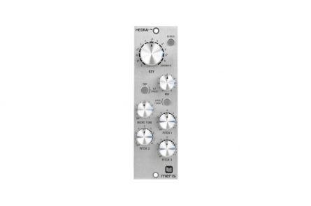 Meris 500 Series Hedra - 3-Voice Studio Pitch Shifter