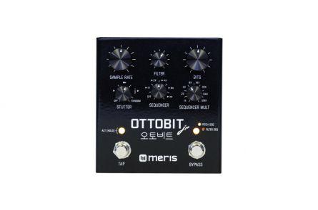 Meris Ottobit Jr. - Bit Crusher / Sample Reduction / Step Sequencer