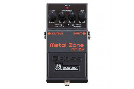 Boss MT-2w Metal Zone - Waza Craft