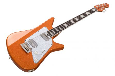 Music Man USA Albert Lee HH BFR - Orange Crush - Limited Edition