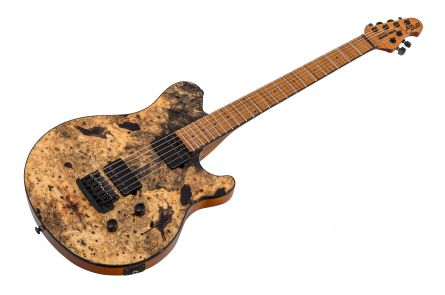 Music Man USA Axis Super Sport BFR Buckeye Burl - Limited Edition