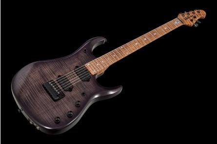 Music Man USA John Petrucci JP15 BFR FT BKB - Trans Black Burst Flame