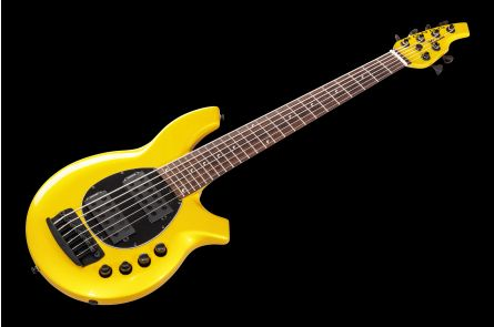 Music Man USA Bongo 6 HH FMG - Firemist Gold