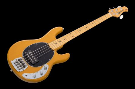 Music Man USA Classic Stingray 4 Old Smoothie BT - Butterscotch - 40th Anniversary Limited Edition
