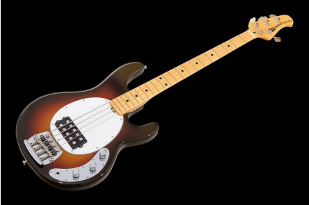 Music Man USA Classic Stingray 4 Old Smoothie CB - Chocolate Burst - 40th Anniversary Limited Edition