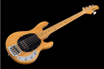 Music Man USA Classic Stingray 5 CN - Classic Natural MN Birdseye