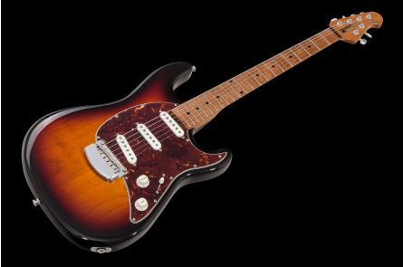 Music Man USA Cutlass RS Guitar VS - Vintage Sunburst MN