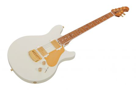 Music Man USA James Valentine BFR Ivory White - Limited Edition