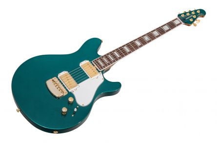 Music Man USA James Valentine BFR Pine Green - Limited Edition