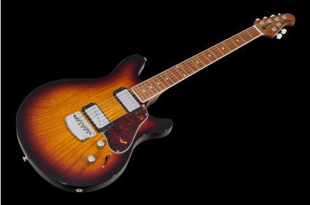 Music Man USA James Valentine BFR Vintage Sunburst - Limited Edition PV G86089