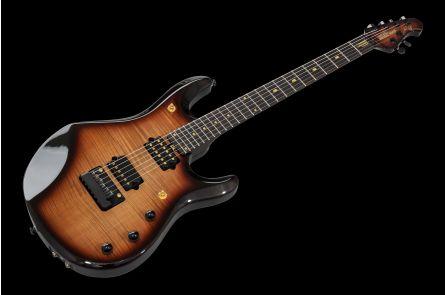 Music Man USA John Petrucci JP6 20th Anniversary - Honey Butter Burst