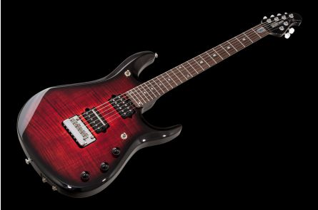 Music Man USA John Petrucci JP6 BFR FT RB - Ruby Burst