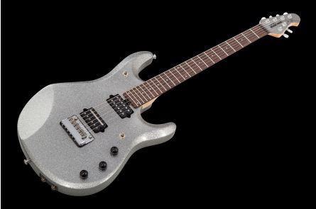 Music Man USA John Petrucci JP6 Piezo SSP - Silver Sparkle MH