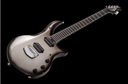 Music Man USA John Petrucci Majesty 6 BFR Charred Silver - Limited Edition