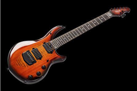 Music Man USA John Petrucci Majesty 7 EG - Ember Glow