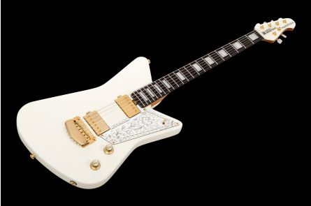 Music Man USA Mariposa Deluxe IW - Imperial White