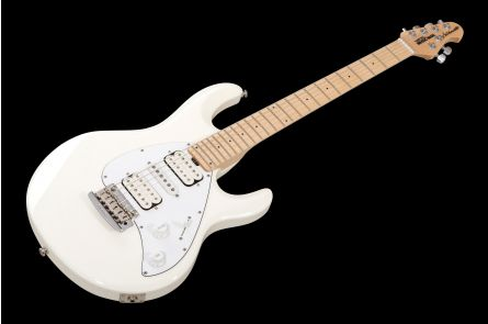 Music Man USA Silhouette HSH Trem WH - White MN