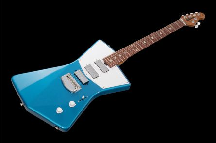 Music Man USA St. Vincent HHH Guitar VB - Vincent Blue