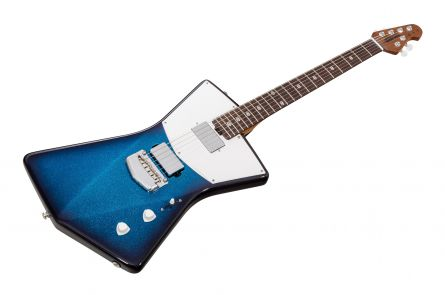 Music Man USA St. Vincent HH Guitar BD - Blue Dawn
