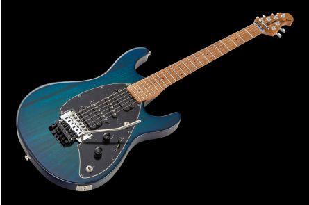 Music Man USA Steve Morse FR NB - PDN Neptune Blue Roasted Neck Limited Edition MN