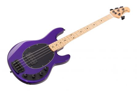 Music Man USA Stingray 4 FMP - Firemist Purple MN