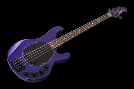 Music Man USA Stingray 4 Neck Through FMP - Firemist Purple