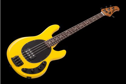 Music Man USA Stingray 4 Special GY - HD Yellow RW