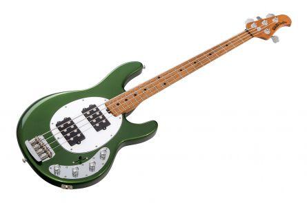 Music Man USA Stingray 4 Special HH EV - Charging Green MN