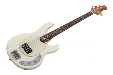 Music Man USA Stingray 4 Special IW - Ivory White RW