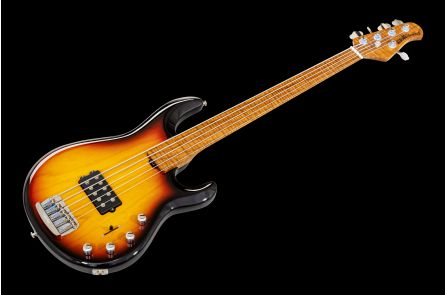 Music Man USA Stingray 5 Special BFR Fretless - Vintage Sierra Burst - Limited Edition