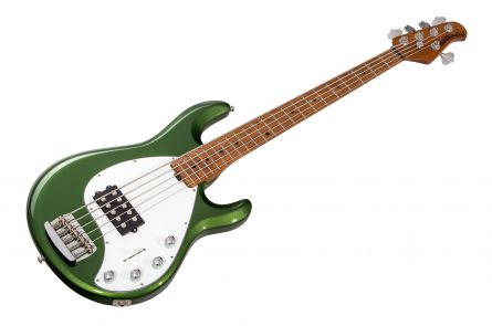 Music Man USA Stingray 5 Special EV - Charging Green MN