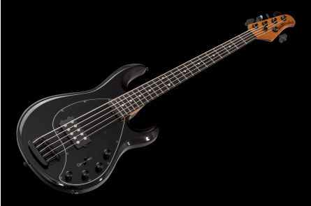 Music Man USA Stingray 5 Special JB - Jet Black