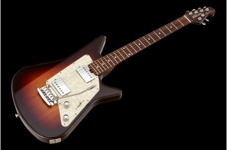Music Man USA Albert Lee HH Trem VSB - Vintage Sunburst - Rosewood Neck
