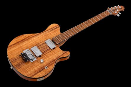 Music Man USA Axis BFR Natural Koa - Roasted Neck - Limited Edition G86985