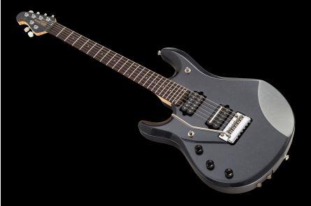 Music Man USA John Petrucci JP6 Piezo Lefthand SB - Sapphire Black MH