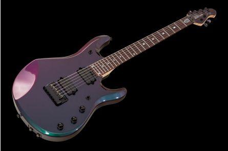 Music Man USA John Petrucci JP6 Piezo MD - Mystic Dream MH JP Inlays