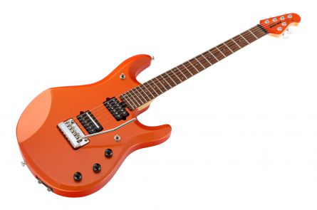 Music Man USA John Petrucci JP6 Piezo TP - Tangerine Pearl MH