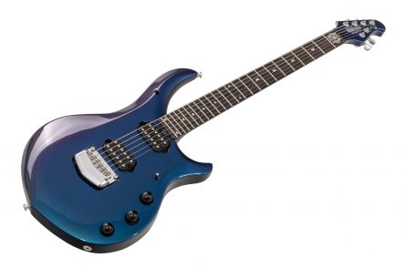 Music Man USA John Petrucci Majesty 6 KB - Kinetic Blue