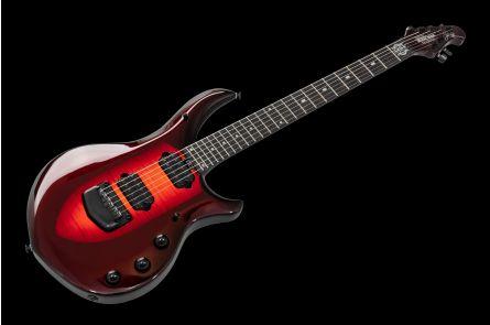 Music Man USA John Petrucci Majesty 6 - Lava Flow