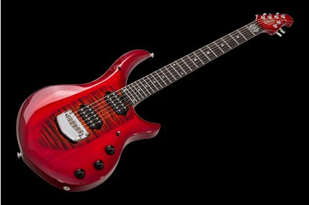 Music Man USA John Petrucci Majesty 6 RS - Red Sunrise