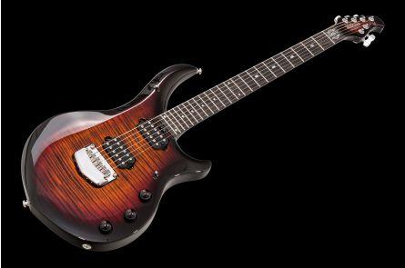 Music Man USA John Petrucci Majesty 6 BFR Tiger Eye - Limited Edition