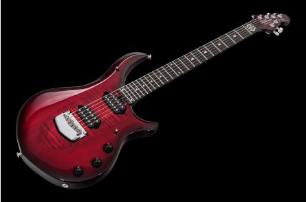 Music Man USA John Petrucci Majesty Monarchy 6 RR - Royal Red