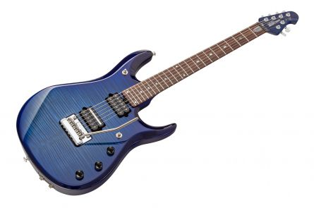 Music Man USA John Petrucci JP6 BFR FT BLB - Blueberry Burst