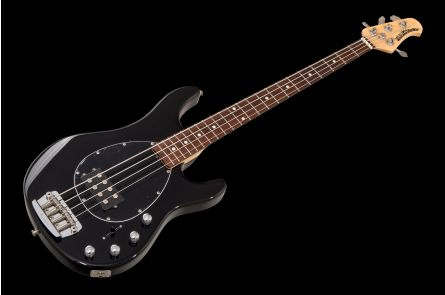 Music Man USA Sterling 4 BK - Black RW