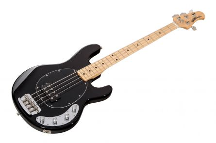 Music Man USA Stingray 4 BK - Black MN